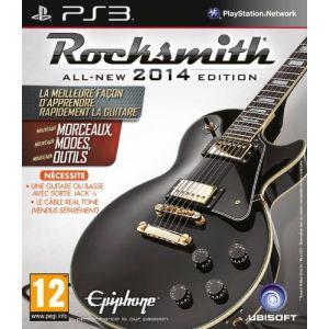 Rocksmith 2014 [PS3]