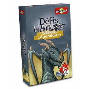 Bioviva Défis Nature Créatures légendaires