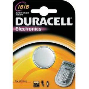 Duracell Electronics CR616 - Pile lithium 3V