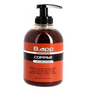 B.app Copper Color Mask - Masque colorant vivifiant Cuivre