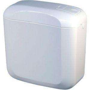 Regiplast Réservoir double débit attenant Bi-flo 150