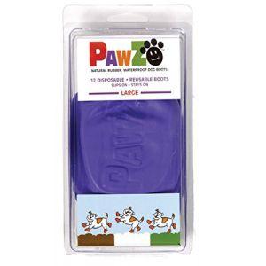 Pawz Dog Boots Bottillons de protection
