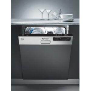 Candy CDS2LS54X - Lave-vaisselle intégrable 15 couverts