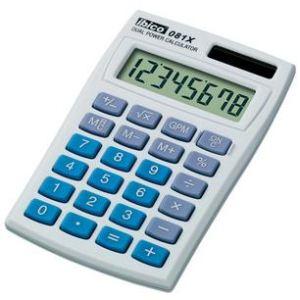Ibico 081X - Calculatrice de poche
