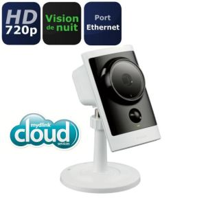 D-link DCS-2310L - Caméra de surveillance IP