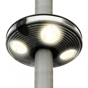 Lampe Atlanta pour parasol 4x4 Led