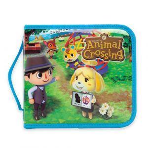 PowerA Pochette de transport Nintendo Animal Crosing pour Nintendo DS