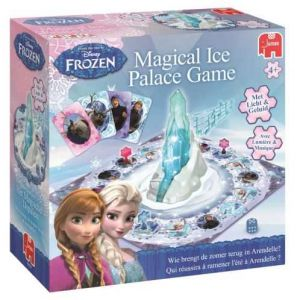 Jumbo Magical Ice Palace Game La Reine des Neiges