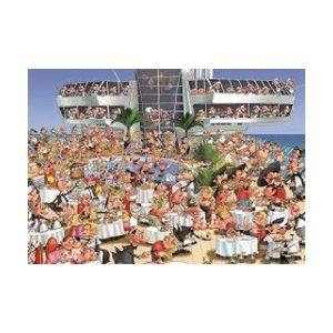 Piatnik Ruyer, Croisiere - Puzzle 1000 pièces