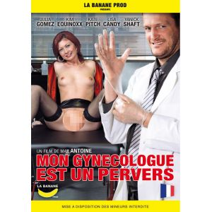 DVD - réservé Mon gynecologue est un pervers