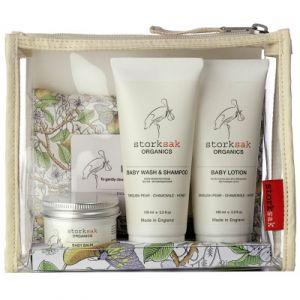 Storksak Kit de voyage Spa Bébé (4 produits)