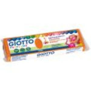Giotto Pâte à modeler Patplume 350g orange