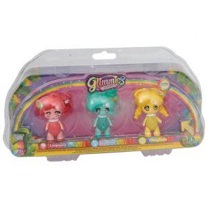 Giochi Preziosi Glimmies Rainbow Friends Loupiana / Conexia / Honeymia