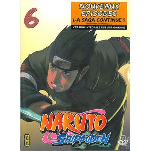 Naruto Shippuden - Volume 6