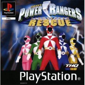 THQ Power Rangers Lightspeed Rescue