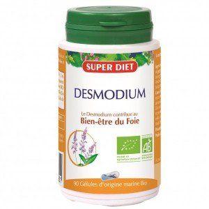 Super Diet Desmodium bio - Régénérateur hépatique ( 90 gélules )