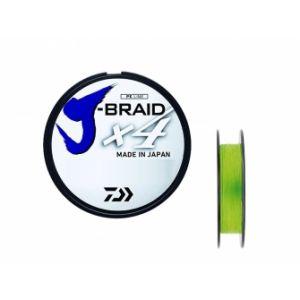 Daiwa Lignes de pêche Jbraid 4 Braid 270m