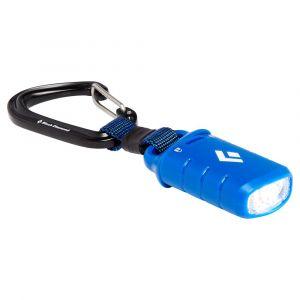 Black Diamond Ion Keychain Light, aqua blue Lampes de poche