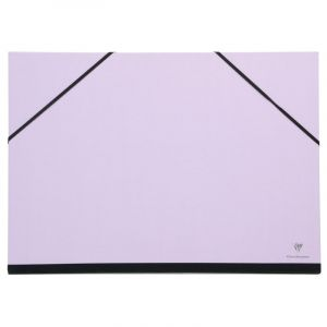 Clairefontaine Carton à dessin de couleur, 37 cm x 52 cm, A3 - 37x52cm, Lilas