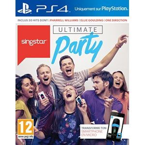 SingStar : Ultimate Party sur PS4