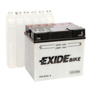 Exide Batterie moto Y60-N30L-A 12v 30ah 300A