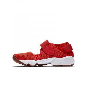 Nike Air Rift– Chaussure pour Petit enfant (27,5-35) - Rouge - Taille 35.5 - Unisex