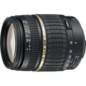 Tamron AF 18-200mm F/3,5-6,3 XR Di II LD Asphérique IF Macro - Monture Nikon
