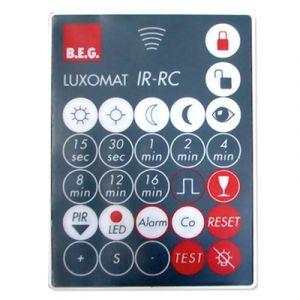 BEG Télécommande infrarouge pour LUXOMAT 92000