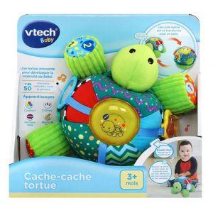 Vtech Cache-Cache Tortue - Peluche d'Activités Interactive BABY