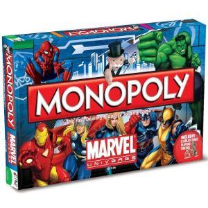 Hasbro Monopoly Marvel