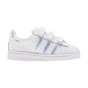 Adidas Chaussures casual Superstar CF I Originals Blanc - Taille 26