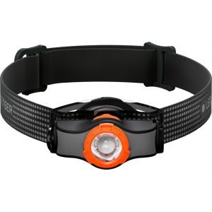 Led lenser MH3 Headlight, black/orange Lampes frontales