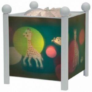 Trousselier Lanterne magique Sophie la girafe