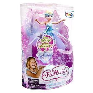 Spin Master Fée volante Flying Fairy Lumineuse Hiver