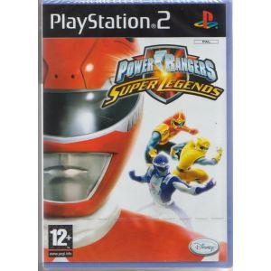 Power Rangers : Super Legends [PS2]