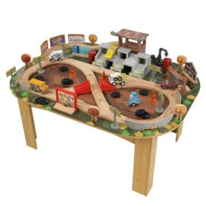 KidKraft Table et circuit Cars 3 Thunder Hollow