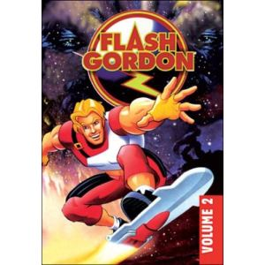 Flash Gordon - Volume 2 (Dessin animé)