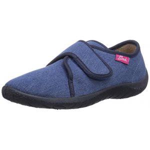 Beck Bubblegummers Basic jeans 550, Chaussures basses garçon - Bleu, 25 EU
