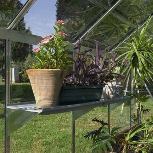 Chalet et Jardin 2 étagères pour serre polycarbonate