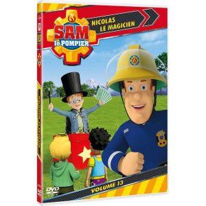 Sam le Pompier - Volume 13 : Nicolas le magicien