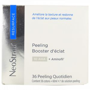 NeoStrata Resurface - Peeling booster d'éclat 10 AHA + Solution