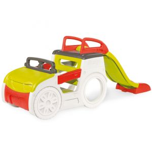 Smoby Aire de jeux adventure car