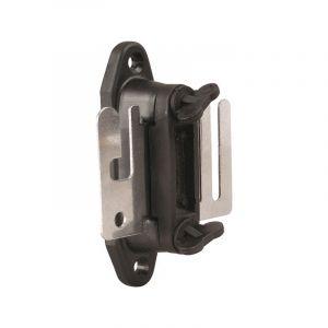 Patura Isolateurs de blocage rubans avec plaque (x2)