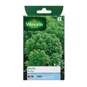 Vilmorin Basilic Pistou - Sachet graines