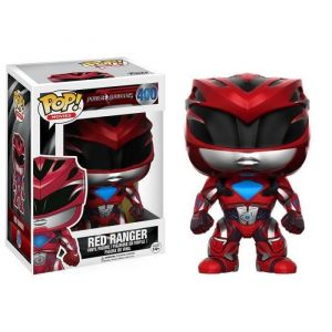 Funko Pop! Power Rangers Ranger Rouge
