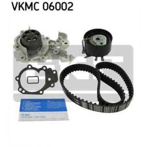 SKF Kit de distribution avec pompe à eau VKMC06002