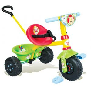 Smoby Tricycle Be Fun : Winnie l'ourson