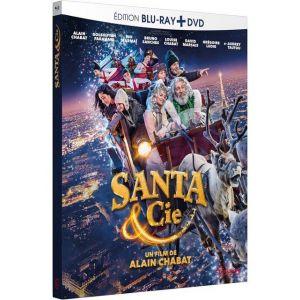 Santa & Cie [Combo Blu-ray + DVD]