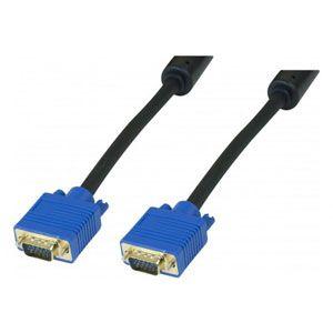 MCAD Câble VGA mâle / mâle compatible DCC2B (5 mètres)