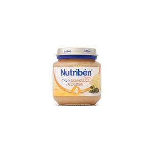 Nutribén Potito Pomme golden 130g - dès 4 mois